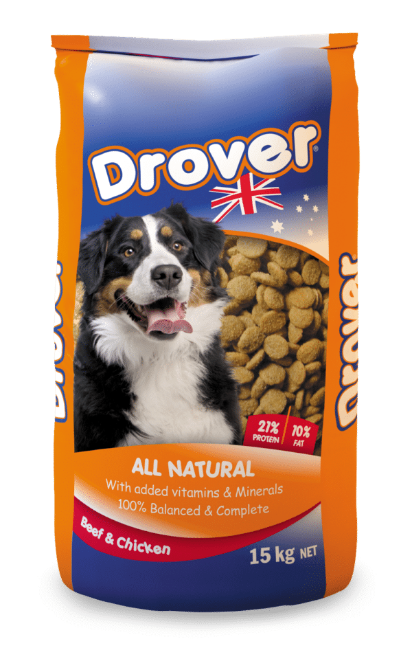 Drover Dog Food 15kg