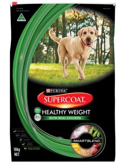 Supercoat Dog Healthy Weight (Lite) 18kg