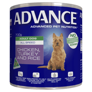 Advance Adult Dog All Breed Chicken Turkey & Rice 700gm