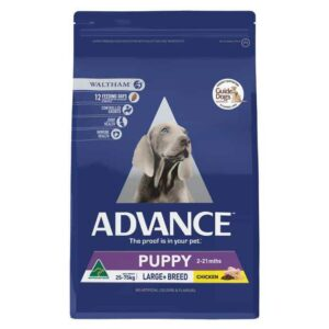 Advance Puppy Plus Growth Large Breed Chicken 3kg