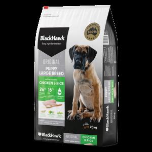 Black Hawk Puppy Large Breed 20kg