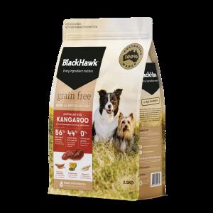 Black Hawk Grain Free Kangaroo 2.5kg