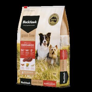 Black Hawk Grain Free Kangaroo 7kg