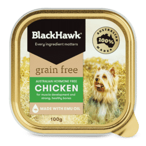 Black Hawk Grain Free Chicken 100gm