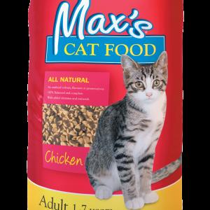Maxs Cat Food Chicken 8kg