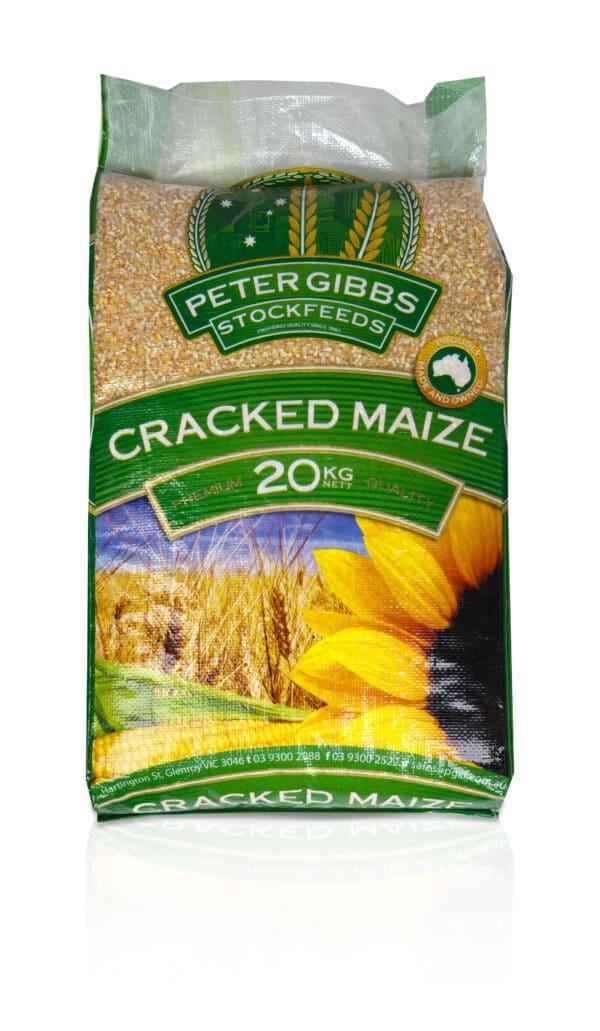 Maize Crushed Gibbs 20kg