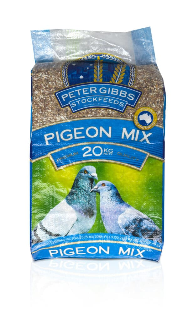 Pigeon Mix Gibbs 20kg