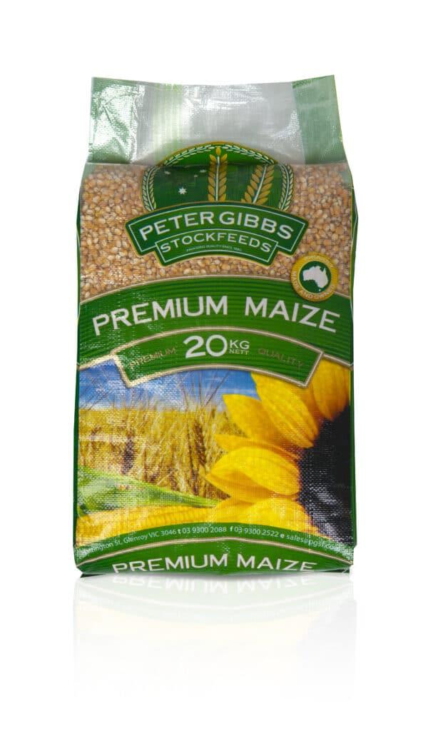 Maize Whole Gibbs 20kg