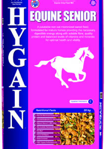 Hygain Equine Senior 20kg