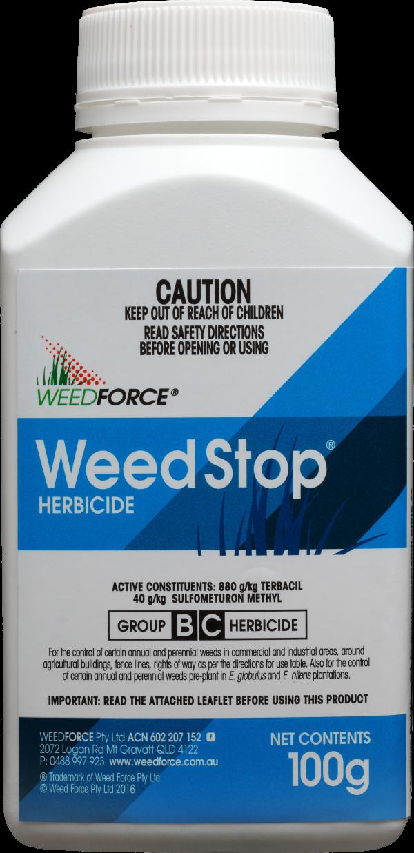 Weed Stop Herbicide 100gm
