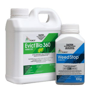 Weed Stop Herbicide Combo Pack- Small